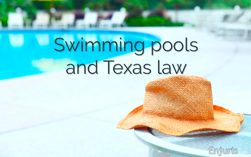 Texas swimming pool laws