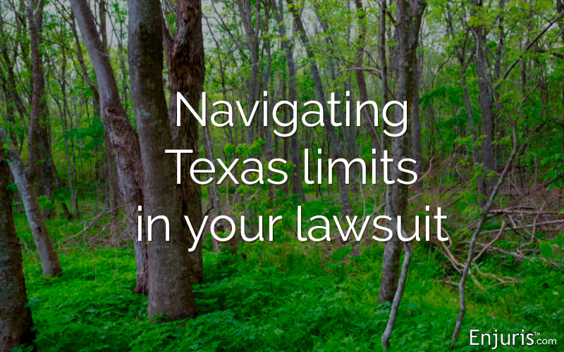 Navigating Texas damage caps in your lawsuit