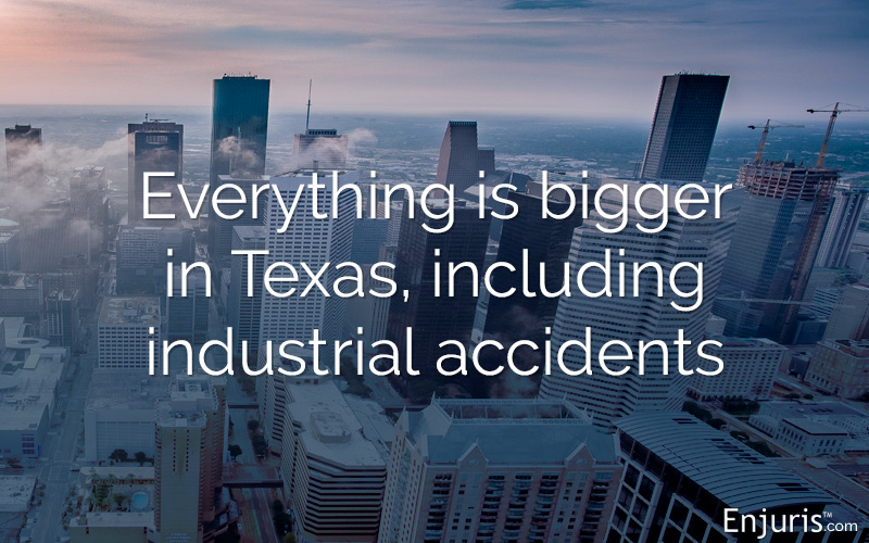 Texas industrial accidents and lawsuits