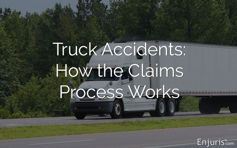 Truck accident lawsuits: everything you need to know